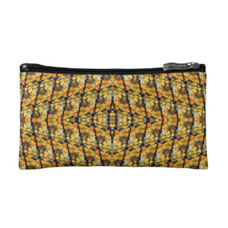 Pumpkins, Squash, and Gourds - Abstract Cosmetic Bags