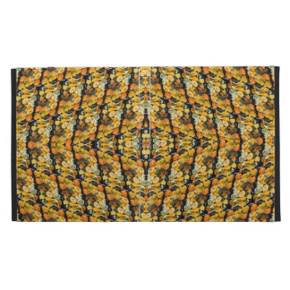 Pumpkins, Squash, and Gourds - Abstract iPad Cases