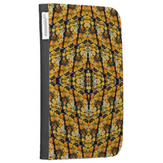 Pumpkins, Squash, and Gourds - Abstract Kindle 3 Cover