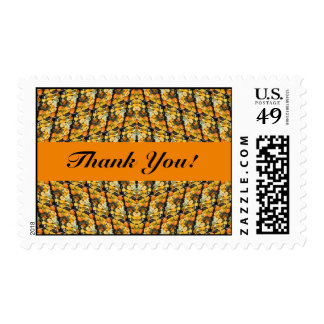 Pumpkins, Squash, and Gourds - Thank You! Postage