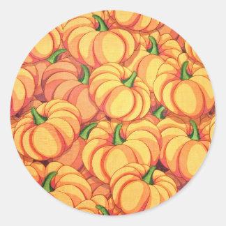 Pumpkins Stickers