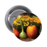 Pumpkins -  The Gang's all here Pinback Button