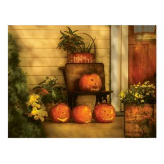 Pumpkins - The Jolly Bunch Post Card
