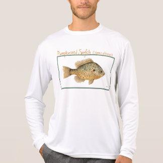 Pumpkinseed Sunfish Casual Shirt