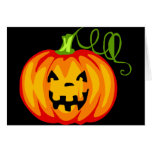 Pumpkint Stationery Note Card