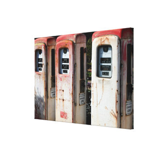 Pumps Gallery Wrapped Canvas