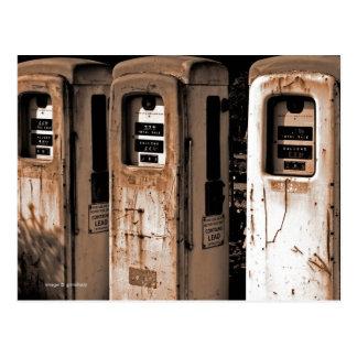 Pumps Postcard