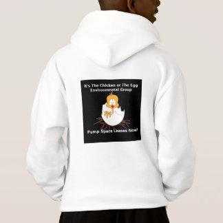 PumpSpaceLeasesNow-EggHatch Hoodie