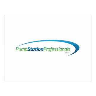 PumpStationProfessionals.com Postcard