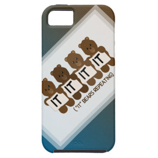 Pun: It Bears Repeating iPhone SE/5/5s Case