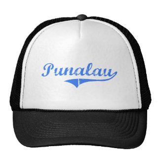 Punalau Hawaii Classic Design Trucker Hat