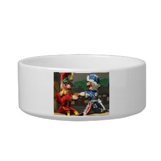 Punch and Judy Bowl