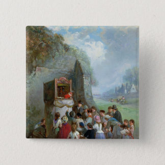 Punch and Judy Button