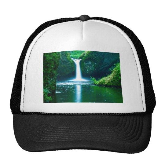 Punch Bowl Falls Trucker Hat