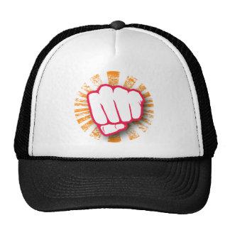 punch drunk trucker hat