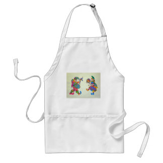 PUNCH & JUDY APRONS