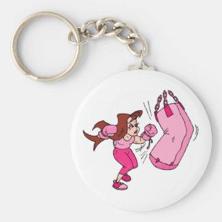 Punch Keychain