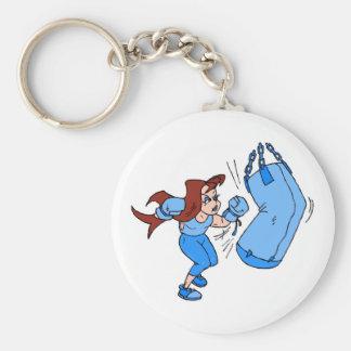 Punch! Keychain
