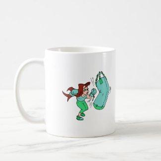 Punch! mug