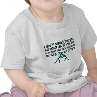 Punch The Crap Out Of Them T-shirt