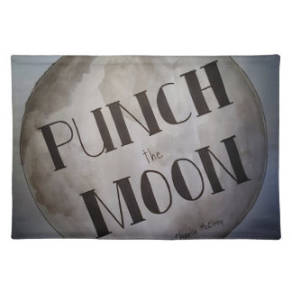 Punch The Moon products Cloth Placemat