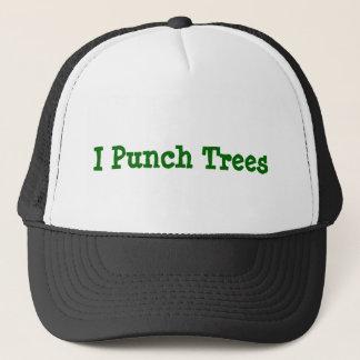 Punch Trees Trucker Hat