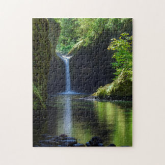 Punchbowl Falls Along Eagle Creek Trail 2 Puzzles