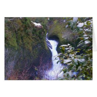 Punchbowl Falls Card