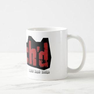 Punch'd Coffee Mug