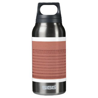 punched card 10 oz insulated SIGG thermos water bottle
