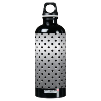Punched Metal Liberty Bottle