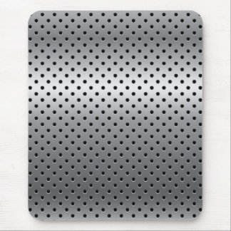 Punched Metal Postcard Mouse Pad