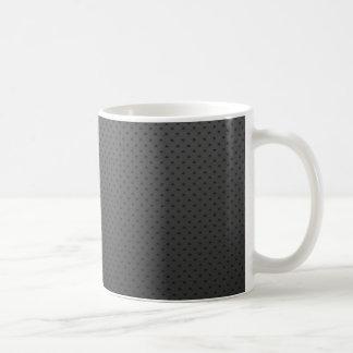 Punched Metal Wallpaper Coffee Mug