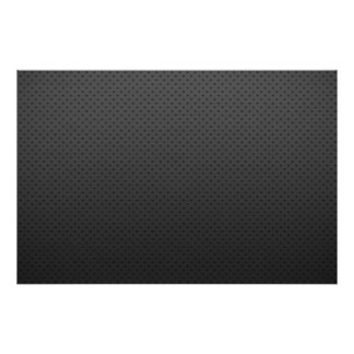 Punched Metal Wallpaper Poster