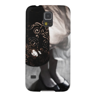 Punched-Tin Lantern Light Case For Galaxy S5