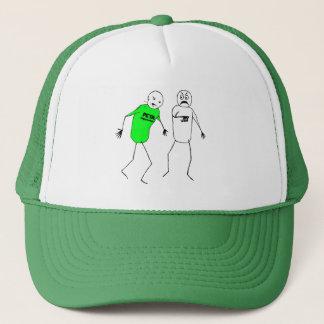 Punching PETA in the Face Trucker Hat