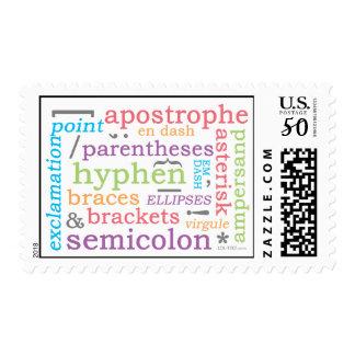 Punctuation II Postage