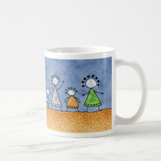 Punctuation Classic White Coffee Mug