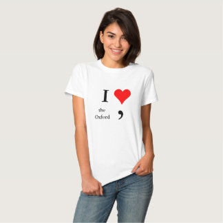 Punctuation Perfect T Shirt