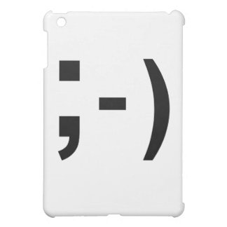 Punctuation Smiley- Case For The iPad Mini
