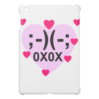 Punctuation Smileys- iPad Mini Cases
