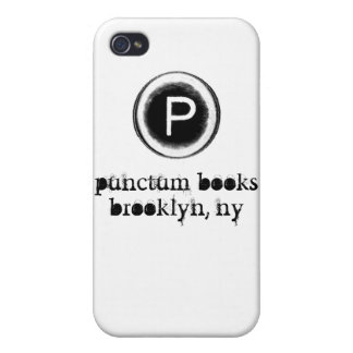 punctum books iPhone Case
