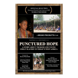 PUNCTURED HOPE Poster
