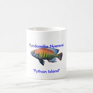 Pundamilia Nyererei Tazas De Café