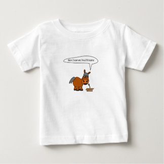 Punderful Apparel - I'm a little hoarse Baby T-Shirt