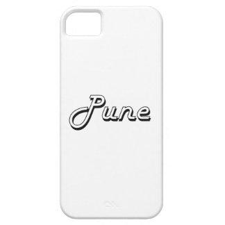 Pune India Classic Retro Design iPhone 5 Covers