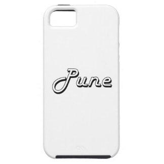 Pune India Classic Retro Design iPhone 5 Cases