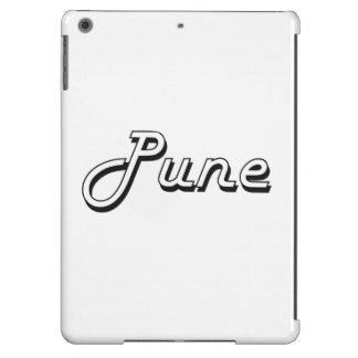 Pune India Classic Retro Design Case For iPad Air