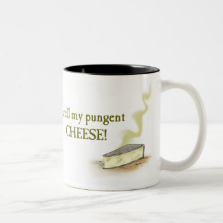 pungent cheese mug