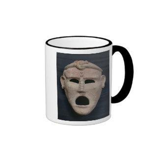 Punic charm mask, 3rd-2nd century BC Coffee Mugs
